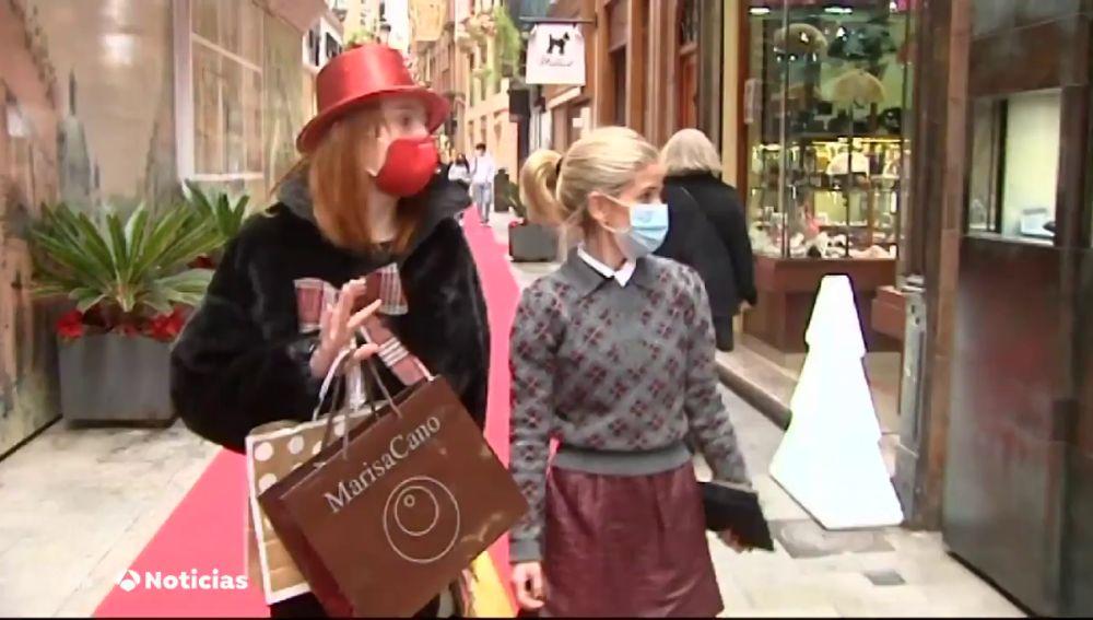Una veintena de 'personal shopper' resolverán las dudas de los murcianos durante sus compras de Navidad