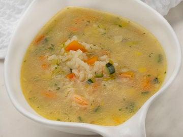 """La receta de sopa de Karlos Arguiñano """"que siempre os va a salir bien"""""""