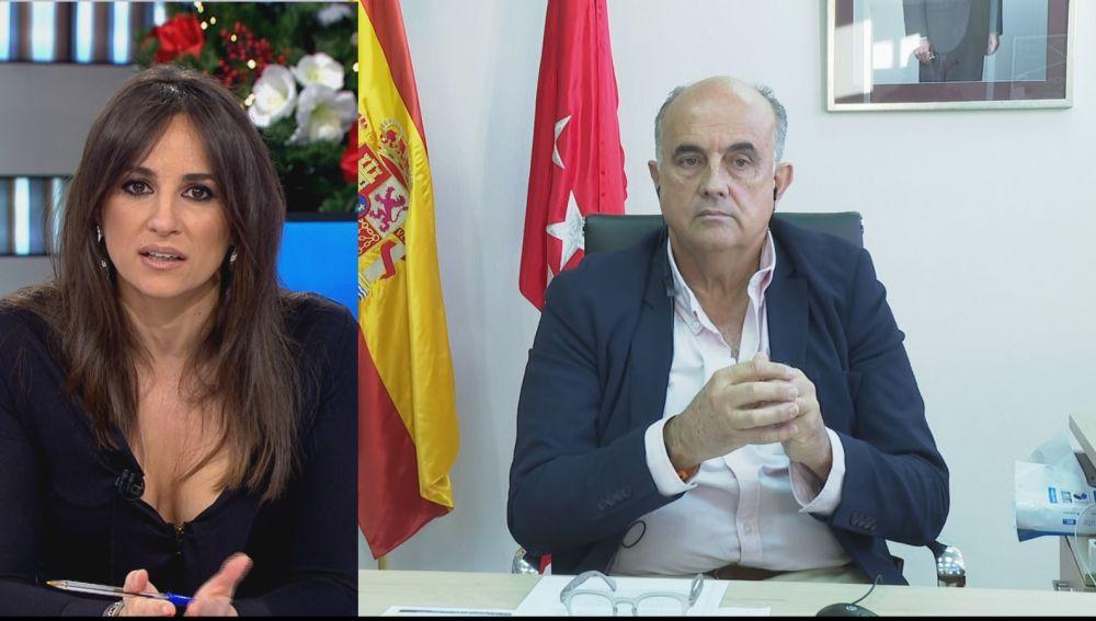 Zapatero sobre la vacunación coronavirus en madrid
