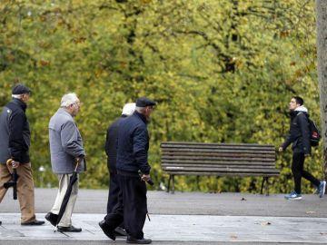 Crece un 14´6% el número de pensionistas que ha causado baja de enero a noviembre en el año del coronavirus