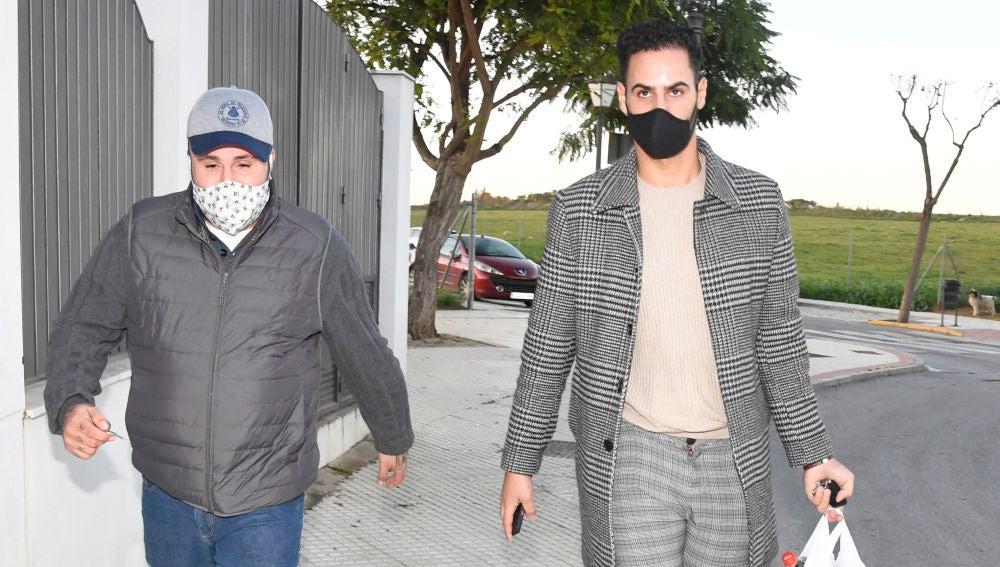 Kiko Rivera y el novio de su hermana Isa Pantoja, Asraf Beno