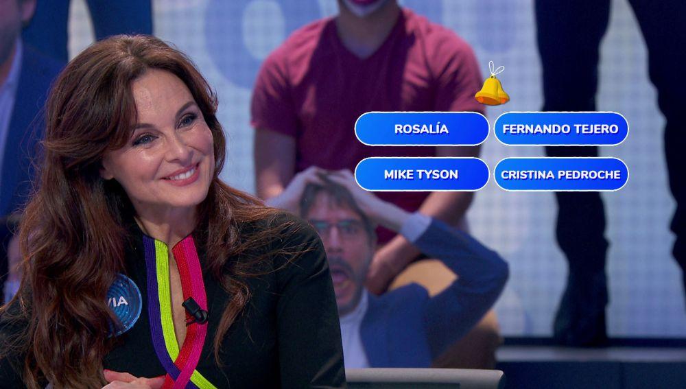 Rosalía y Cristina Pedroche acompañan a Silvia Marsó en 'Una de Cuatro'