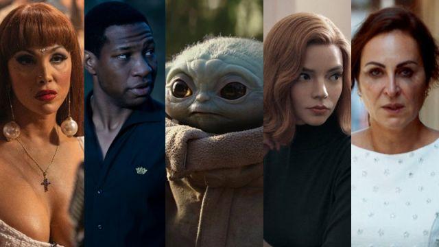 Los mejores personajes de 2020