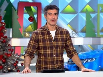 """Jorge Fernández destaca una gran diferencia de esta Navidad: """"Este año sí está permitido"""""""