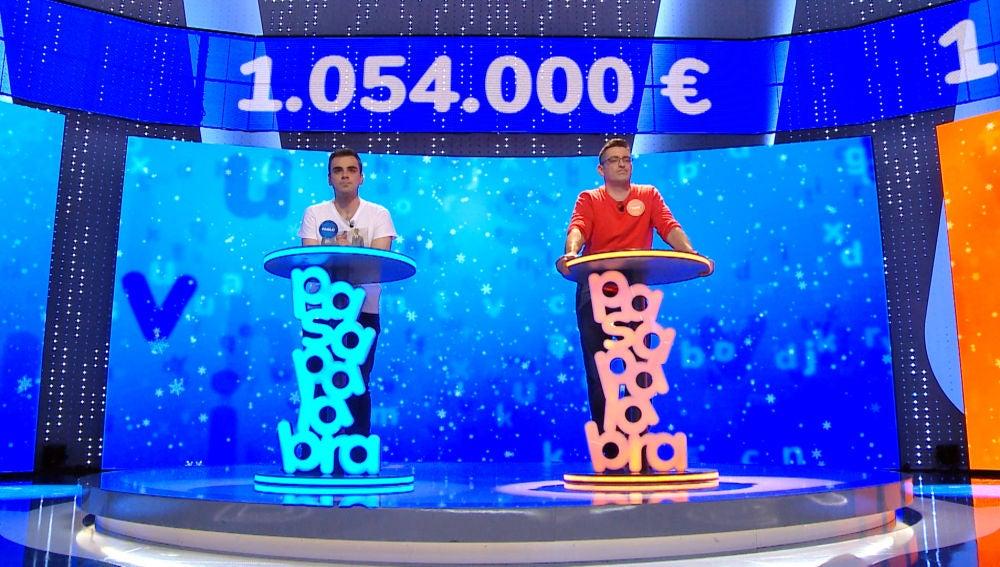 """Pablo se la juega para evitar la victoria de Luis en 'El Rosco': """"No me cuadra al 100%"""""""