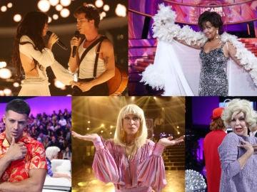 ¿Cuál ha sido su mejor y su peor actuación? Los concursantes se mojan en la recta final de 'Tu cara me suena'
