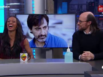 """Ana Peleteiro, sobre Santiago Segura como jurado en 'El Desafío': """"Es ácido, como una lima"""""""