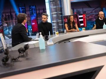 """Roberto Leal confiesa la tensión que vive como presentador de 'El Desafío': """"El momento de las enganchadas de los concursantes con el jurado"""""""