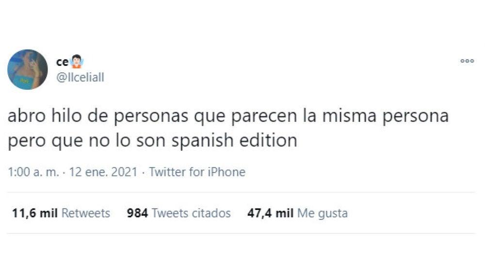 Tuit de @llceliall