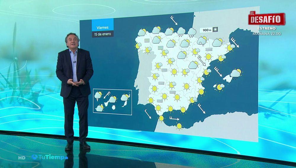 (14-01-21) Continúan las bajas temperaturas en Teruel, Guadalajara, Soria y Zaragoza