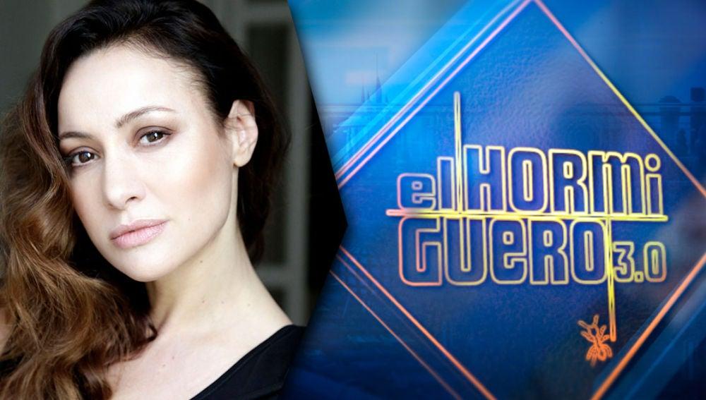 El martes, Natalia Verbeke presentará la serie 'El Nudo' en 'El Hormiguero 3.0'