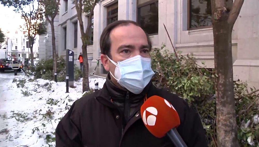Entrevista a Borja Carabante