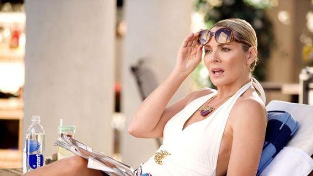 La actriz Kim Catrall