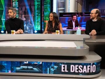 """Santiago Segura, sobre las grandes disputas en 'El Desafío': """"Después de este programa no veo a Juan del Val vestido de Ágatha Ruiz de la Prada"""""""