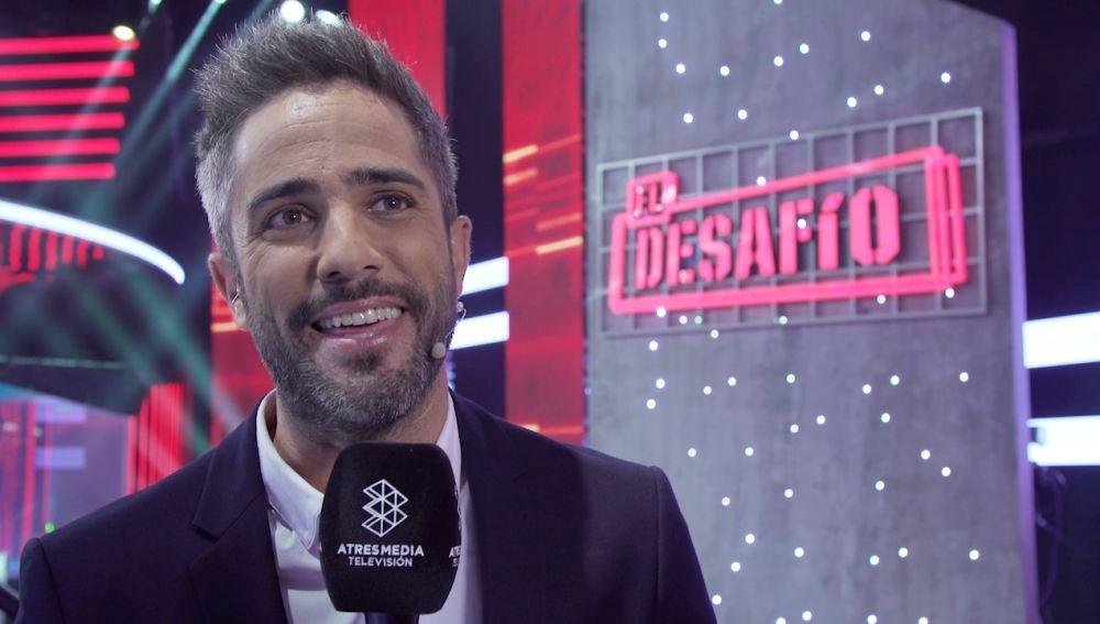 """Roberto Leal: """"En 'El Desafío' nos vamos a reír, emocionar y tensionar"""""""
