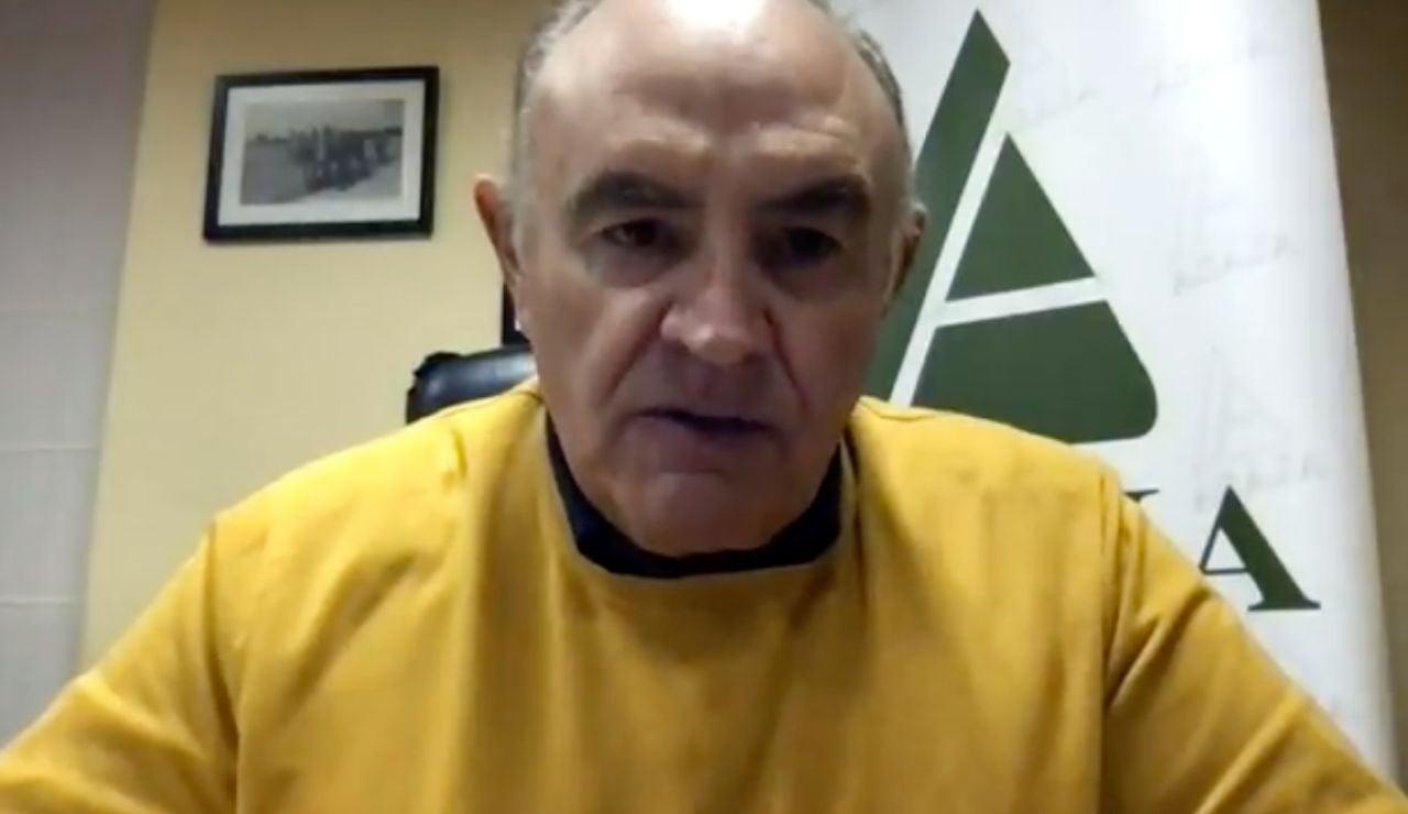 José María Fresneda, Asaja Castilla-La Mancha