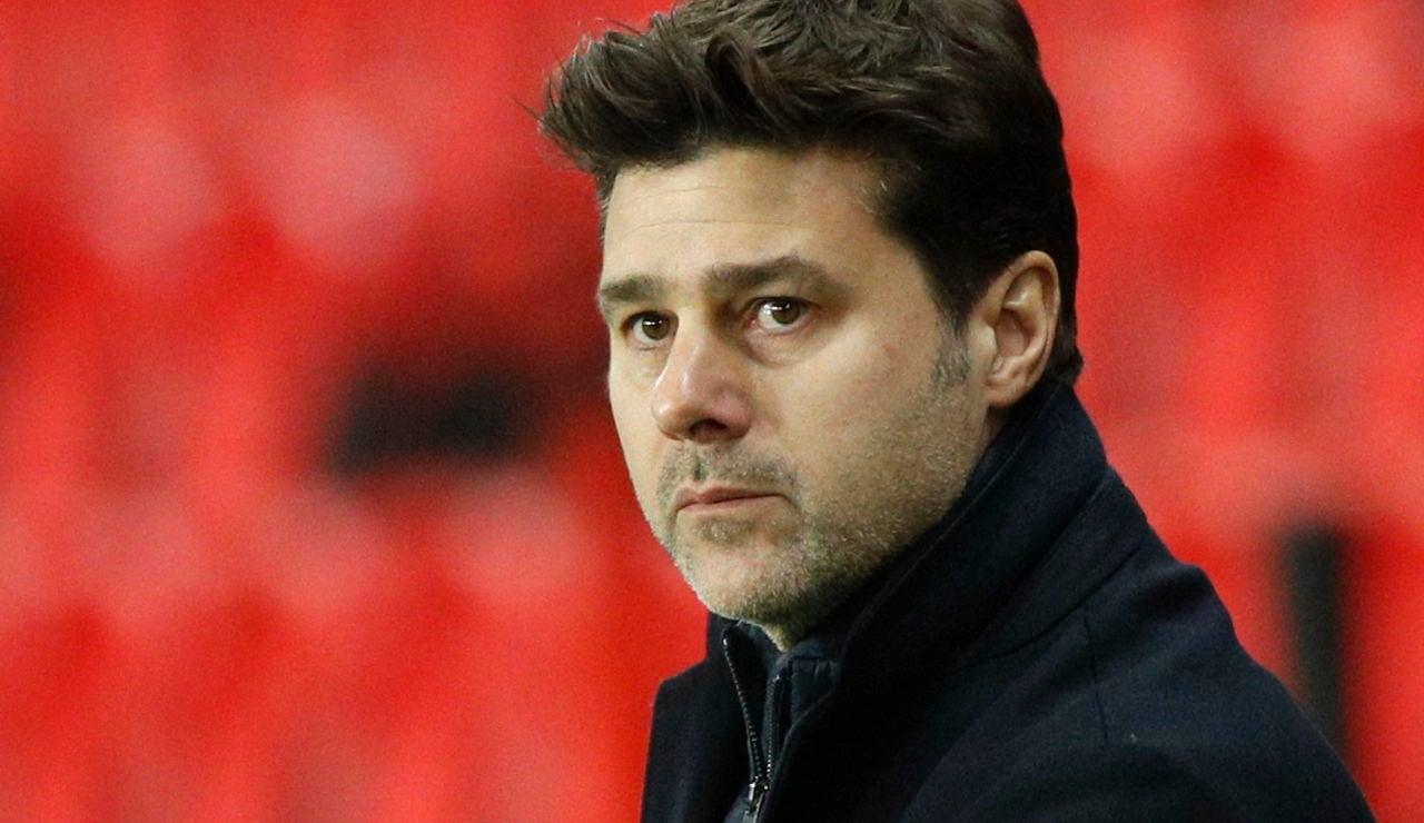 Mauricio Pochettino, técnico del PSG