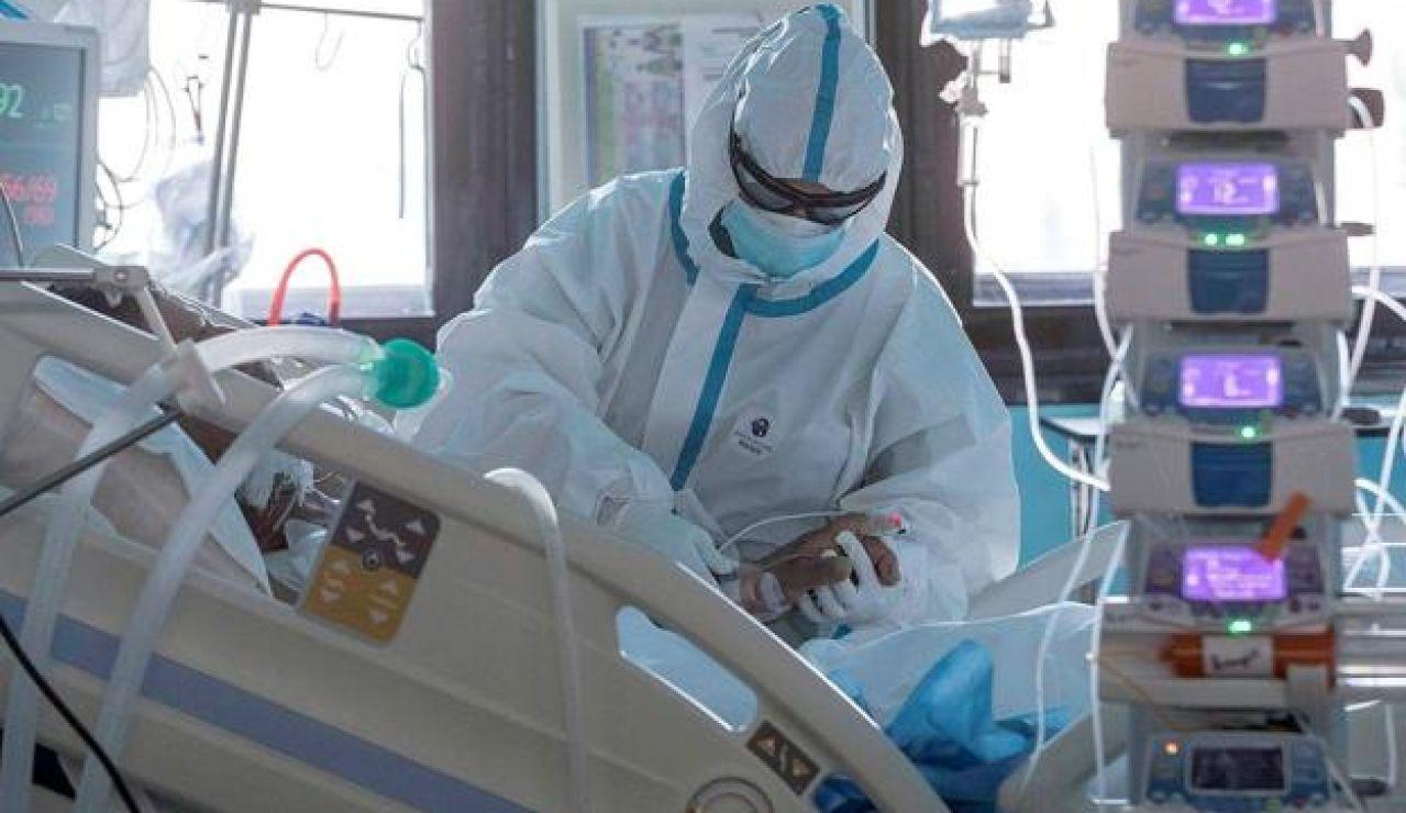 Extremadura notifica 1.205 nuevos casos de COVID-19 y 503 hospitalizados, 51 de ellos están en UCI.