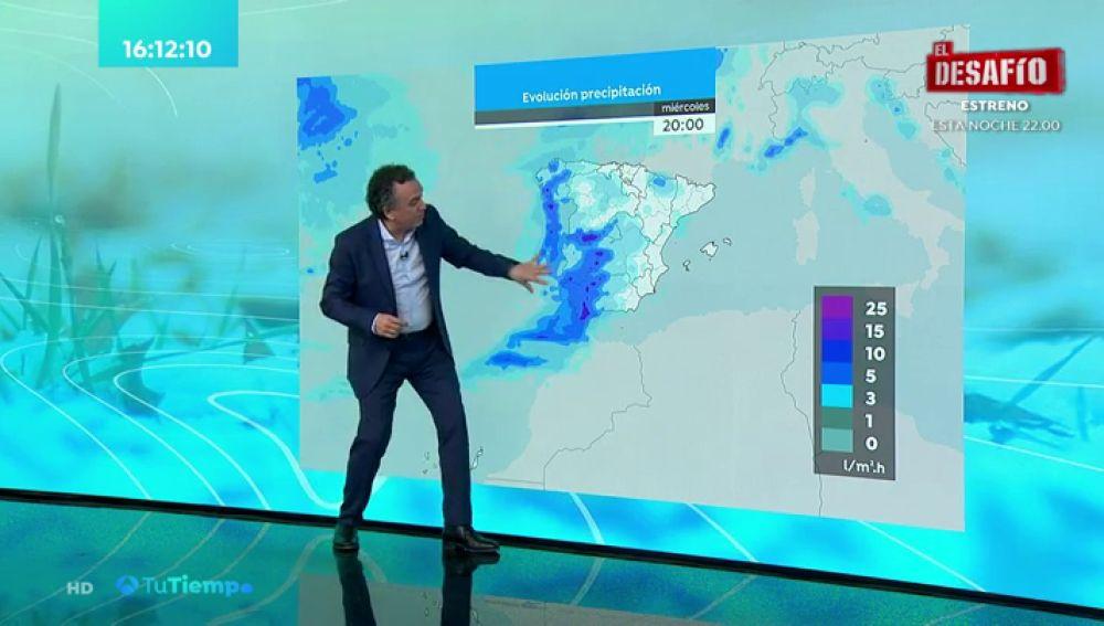 La previsión del tiempo hoy: Continúan las heladas en el centro de España a -10ºC