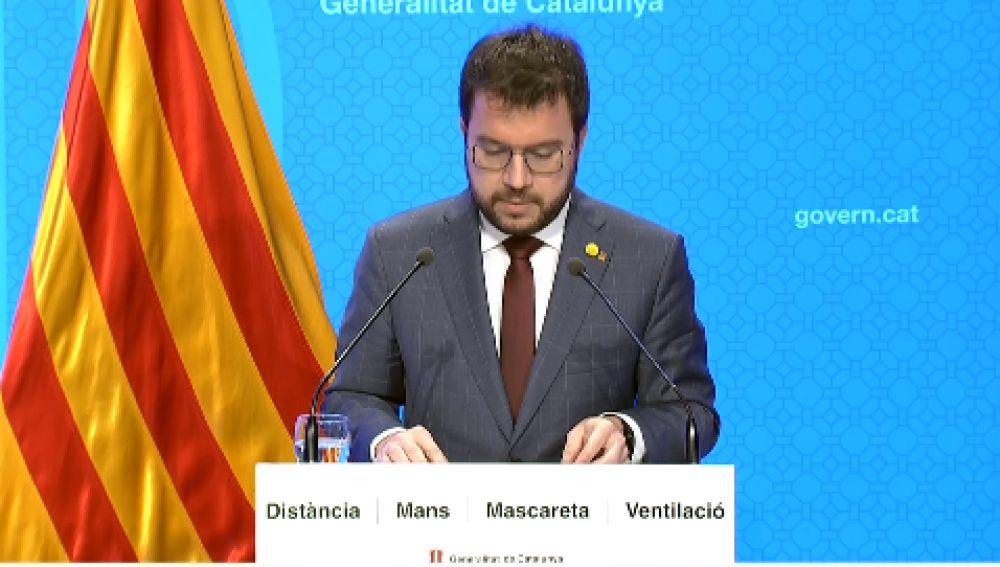 Las elecciones en Cataluña se retrasan al 30 de mayo por el coronavirus