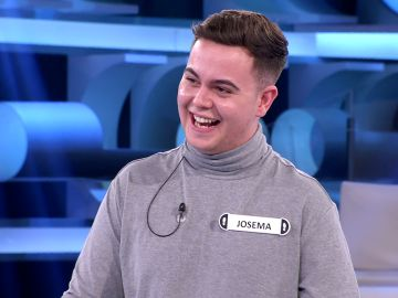 """Arturo Valls alucina con la risa incontenible de Josema en '¡Ahora caigo!': """"¿Y si te digo que te pongas serio?"""""""