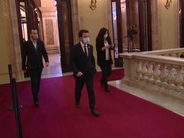 Anuncian la fecha de las elecciones en Cataluña 2021 hoy, vídeo en directo