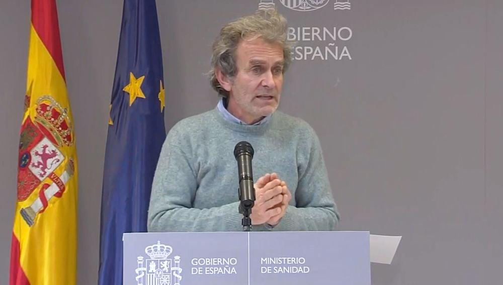 """Fernando Simón justifica el aumento de casos de coronavirus: """"Sabíamos que esto iba a pasar"""""""