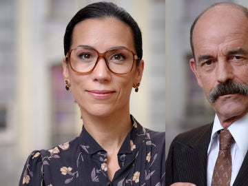 Itziar Miranda y Joseba Apaolaza
