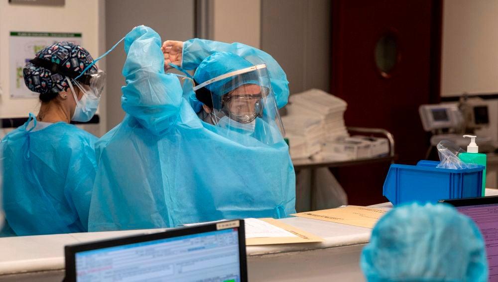 Aumenta la presión hospitalaria por el coronavirus