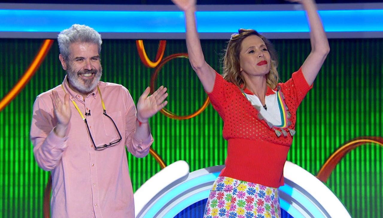 Lorenzo Caprile y Ágatha Ruiz de la Prada se alzan con el triunfo tras el fallo de Adriana Torrebejano y Raúl Pérez