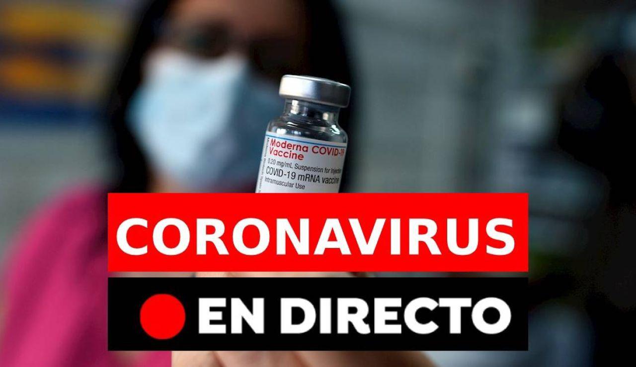 Coronavirus España hoy: restricciones, confinamientos y contagios del Covid-19, en directo