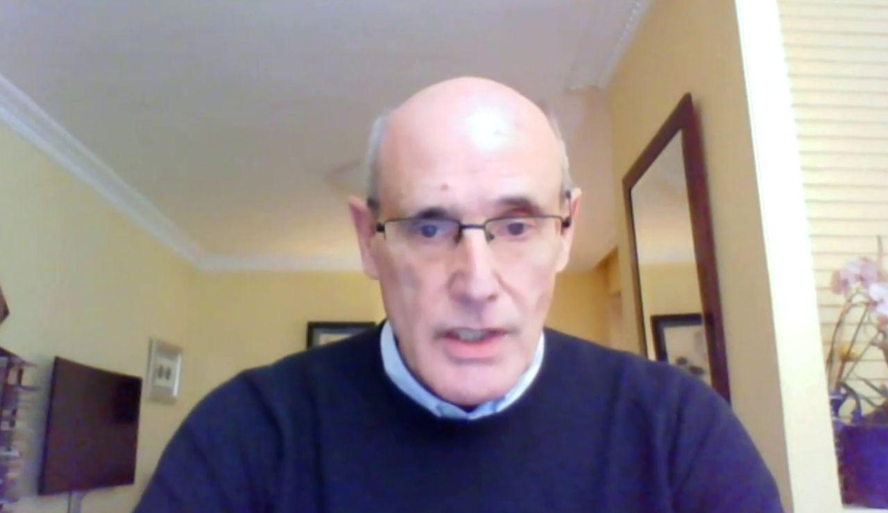 Rafael Bengoa, codirector del Instituto de Salud y Estrategia, habla sobre el coronavirus