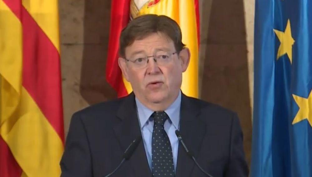 Nuevas restricciones en la Comunidad Valenciana que entran en vigor hoy lunes 25 de enero: Ximo Puig