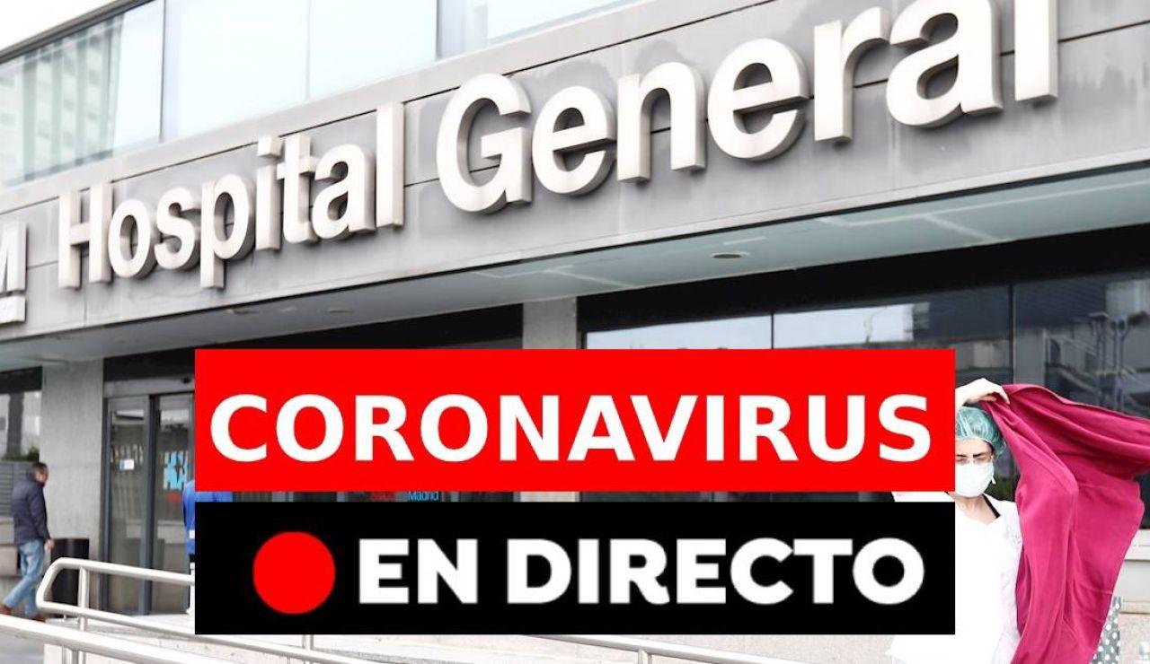 Coronavirus España: restricciones de hoy, toque de queda y contagios del Covid-19, en directo