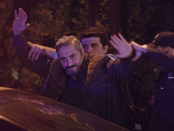 Jilet y sus matones, detenidos tras caer en la trampa de Demir