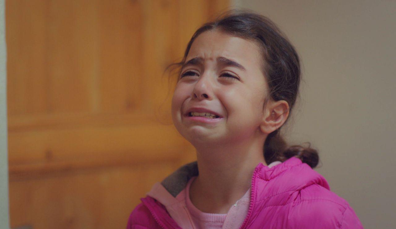 La desgarradora reacción de Öykü a las duras palabras de Demir