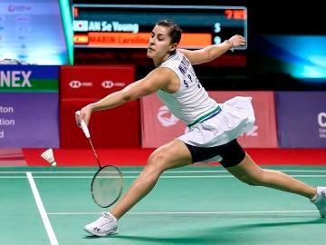 Carolina Marín gana el Abierto de Tailandia
