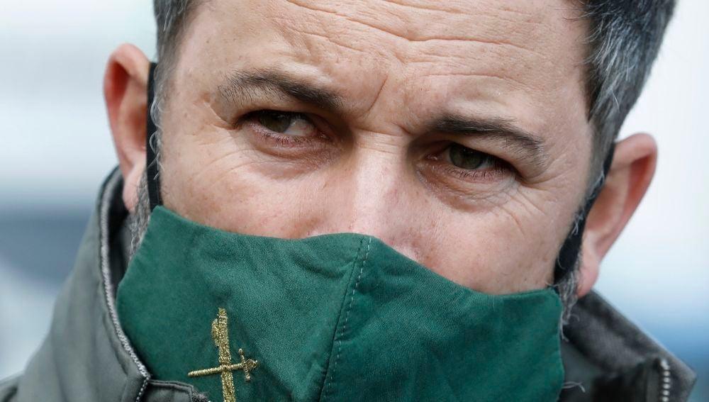 Elecciones Cataluña 2021: Incidentes en el mitin de la campaña de Vox en Sabadell | Santiago Abascal