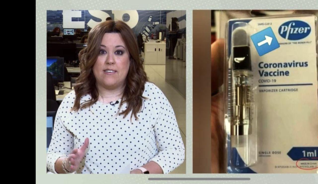 Vacuna Show, el vídeo viral fake sobre las vacunas