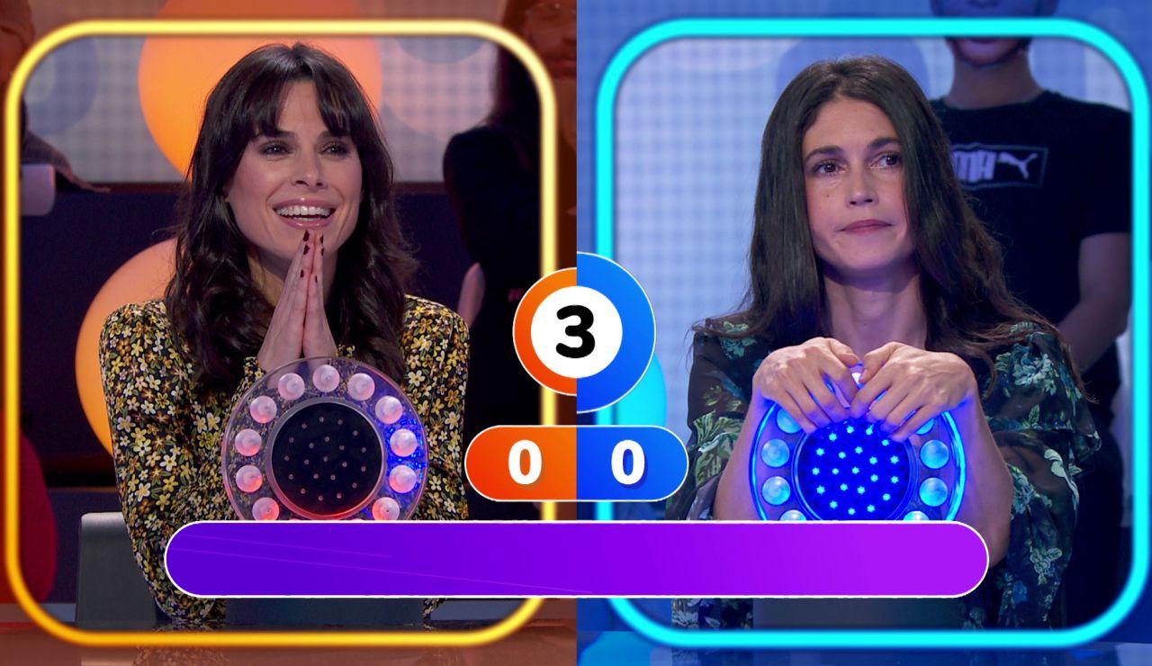 """Nerea Barros hace un """"copia-pega"""" para ganar a Begoña Maestre: """"Me has dado la pista entera"""""""