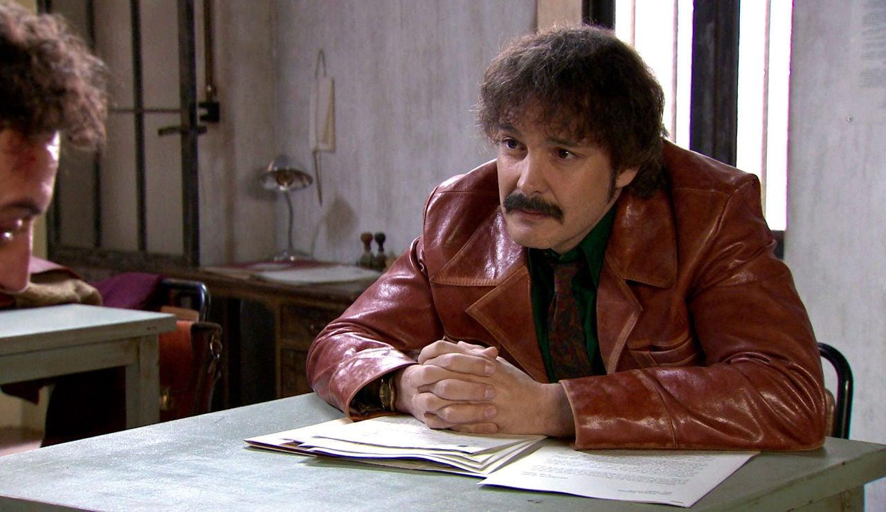 """Guillermo, aterrado a Esteban: """"¿Pero qué te han hecho?"""""""