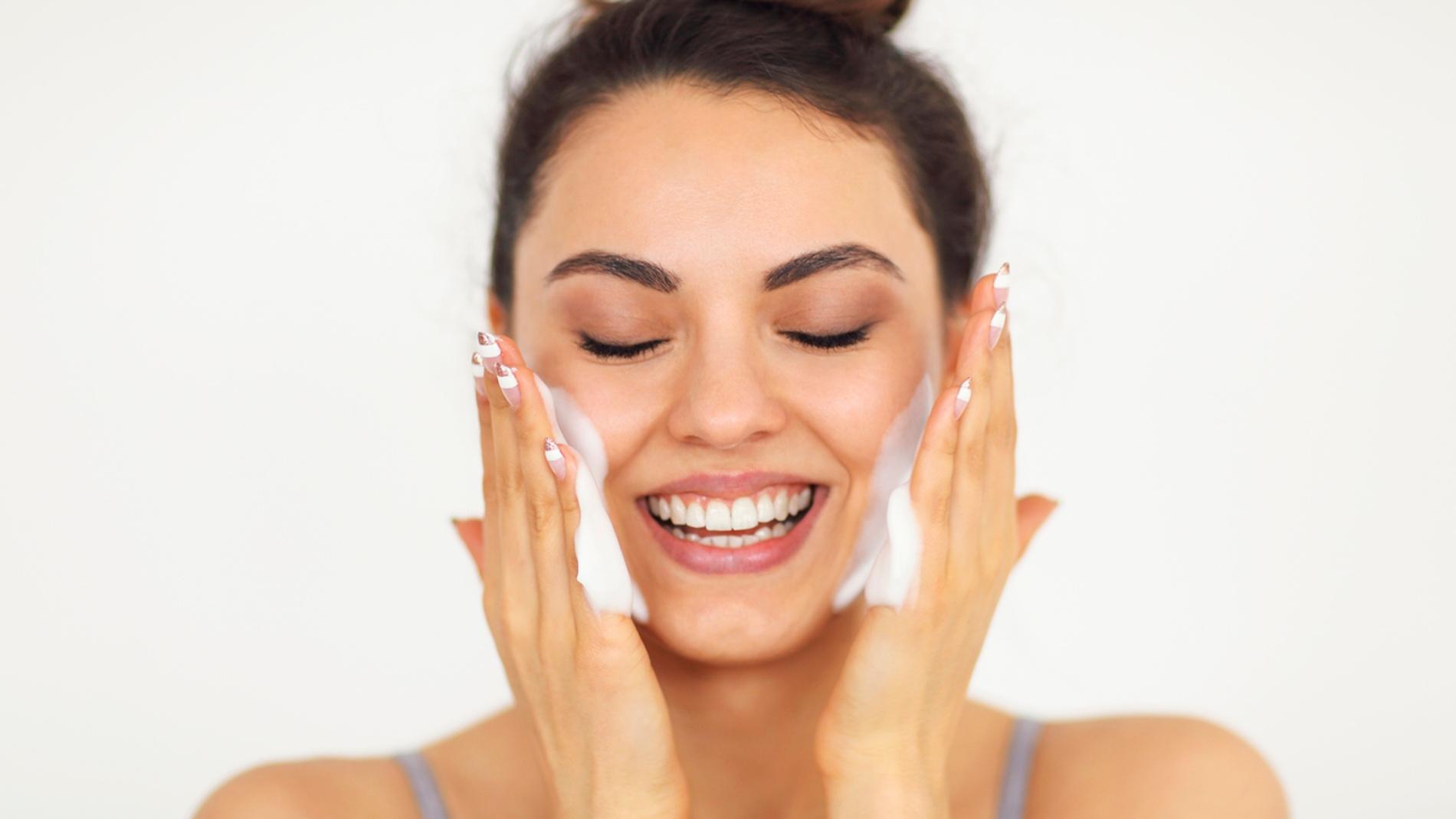 Jabón facial