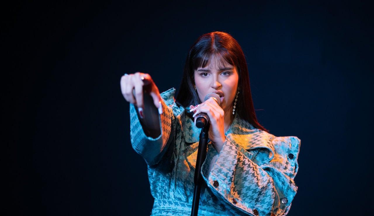 Nathy Peluso revoluciona 'El Hormiguero 3.0' con 'Sana Sana' y 'Nasty Girl'