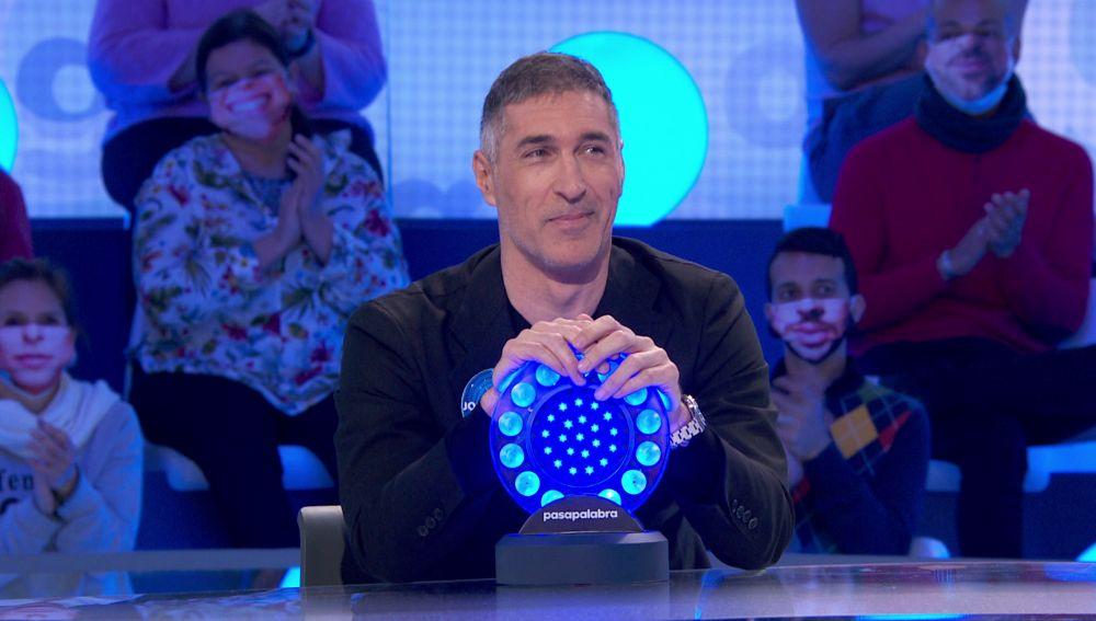 José Miguel Antúnez, imbatible en 'La Pista' con 'Me gustas tú'