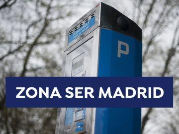 ¿Hasta cuándo puedo aparcar gratis en la zona SER de Madrid?