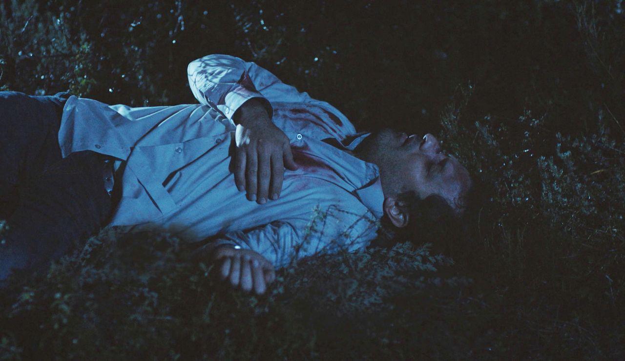 Arif, abandonado moribundo en medio de un bosque por sus secuestradores
