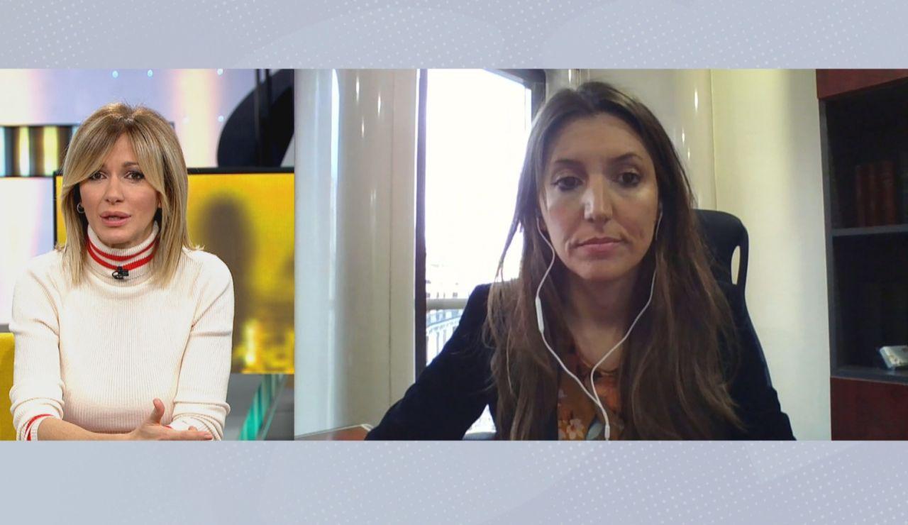 Mónica Santiago, abogada de Fátima, presa en Omán