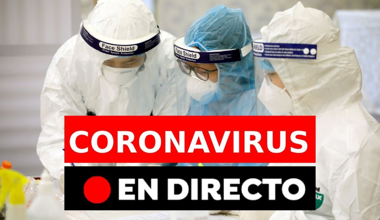 Coronavirus España hoy: Restricciones, toque de queda y última hora, en directo
