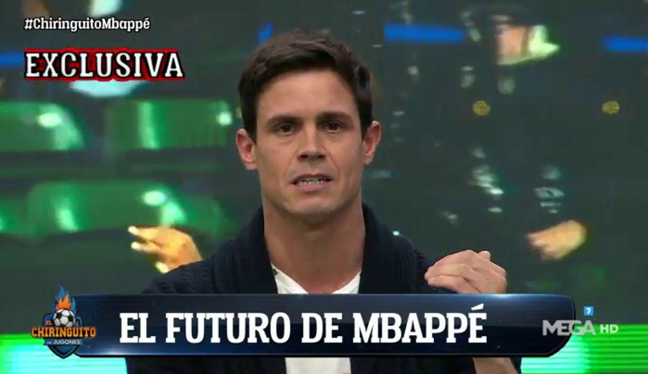 """EDU AGUIRRE: """"MBAPPÉ ESPERARÁ hasta JUNIO para DECIDIR SU FUTURO"""""""