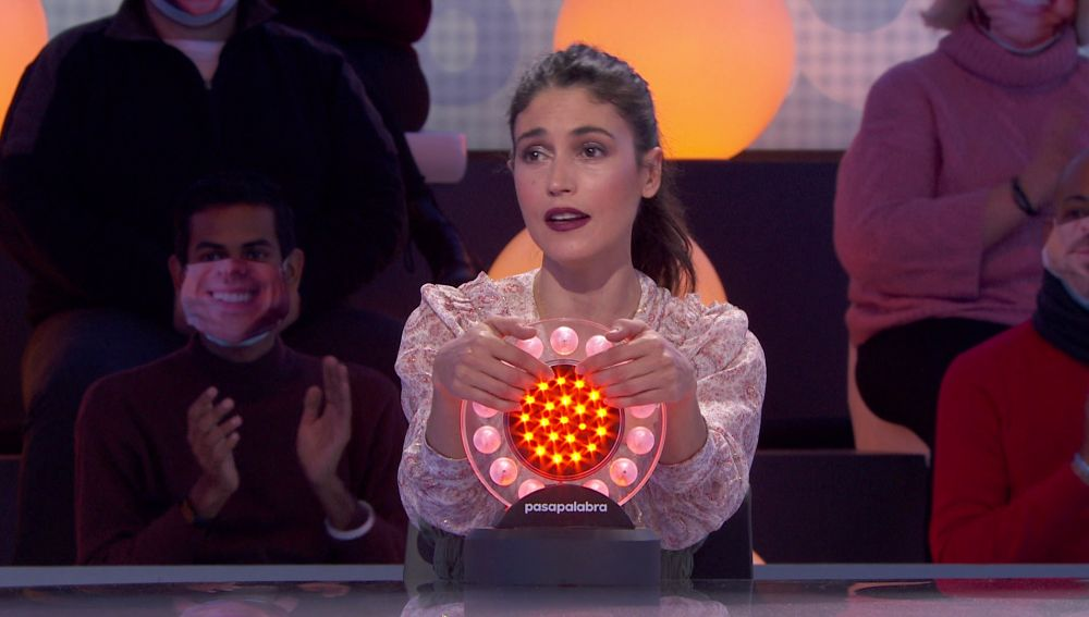 Nerea Barrientos se convierte inesperadamente en 'La chica de Ipanema'